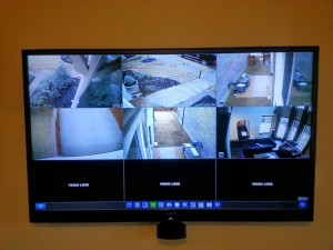 DFW Security Cameras Installation, Viewing Security Cameras On TV photo