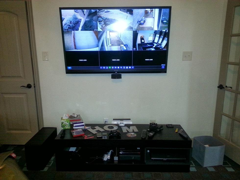 Office Furniture: DFW Security Cameras Installation - Surveillance
