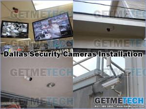 Dallas TX Security Cameras Installation photo